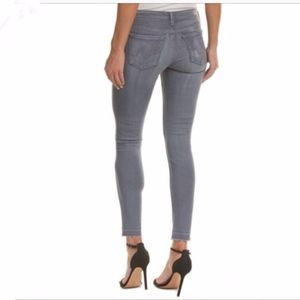 Adriano Skinny Jeans | The Legging Ankle in Grey